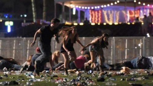 Стрельба в Лас-Вегасе: сколько человек стреляли по толпе?