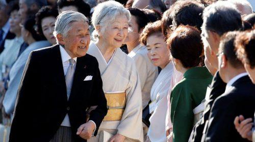 Комиссия по отречению императора Японии соберется 1 декабря