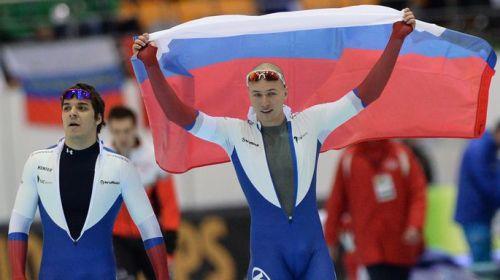 Конькобежец из России установил рекорд в этапе Кубка мира в Калгари