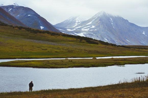 Siberia in summer