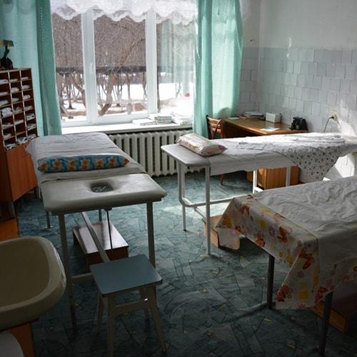 Детский санаторий «Березка» - Орловское, Сюмси, Удмуртия