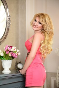 beautiful Ukrainian lady from city Kiev Ukraine