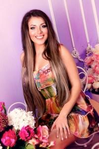 charismatic Ukrainian female from city Kiev Ukraine
