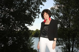 compelling Ukrainian woman from city Kiev Ukraine
