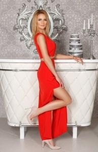 compelling Ukrainian best girl from city Kyiv Ukraine