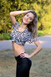 decent Ukrainian girl from city Mariupol Ukraine