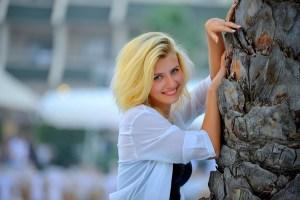 delicate Ukrainian womanhood from city Dnipro Ukraine