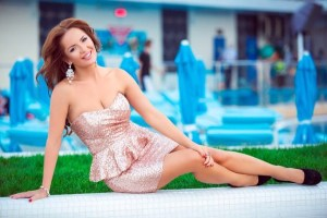 deluxe Ukrainian female from city Kiev Ukraine