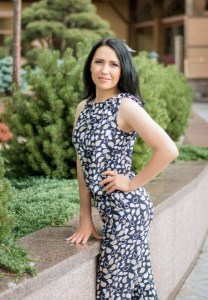 educated Ukrainian bride from city Poltava Ukraine