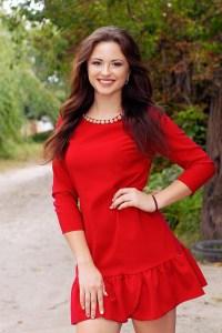 excellent Ukrainian girl from city Kharkow Ukraine