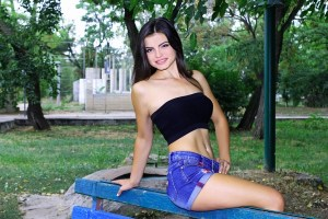 fabulous Ukrainian girl from city Nikolaev Ukraine