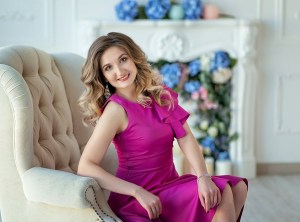 flawless Ukrainian womankind from city Mariupol Ukraine