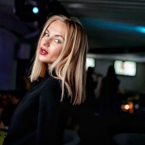 incredible Ukrainian woman from city Kyiv Ukraine