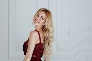 intuitive Ukrainian fiancee from city Kiev Ukraine