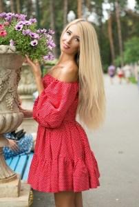 life-loving Ukrainian lady from city Kharkov Ukraine