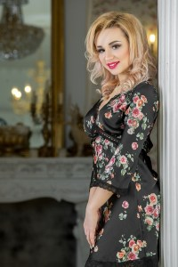 lucky Ukrainian bride from city Odessa Ukraine
