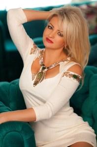 marvelous Ukrainian lady from city Kiev Ukraine