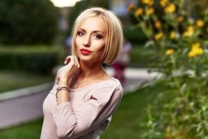 modern Ukrainian womankind from city Kiev Ukraine