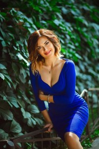 passionate Ukrainian fiancee from city Kyiv Ukraine