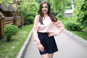 posh Ukrainian femininity from city Kharkiv Ukraine