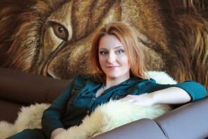positive Ukrainian fair sex from city Odessa Ukraine