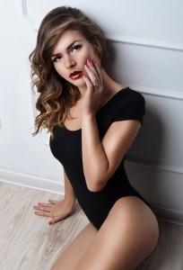 pure Ukrainian femininity from city Dnepropetrovsk Ukraine