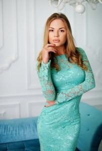 sensual Ukrainian female from city Kiev Ukraine