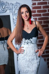 sincere Ukrainian bride from city Poltava Ukraine