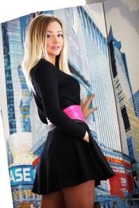 smart Ukrainian womanhood from city Khmelnitsky Ukraine