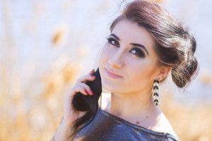 soulful Ukrainian bride from city Odessa Ukraine