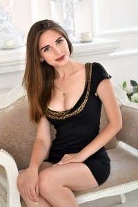 unforgettable Ukrainian marriageable girl from city Kharkov Ukraine