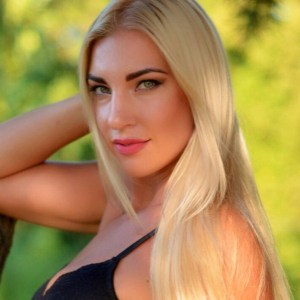 wise Ukrainian female from city Kharkiv Ukraine