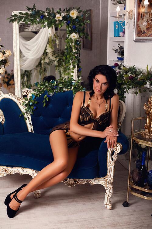 Galina russian brides bikini photos