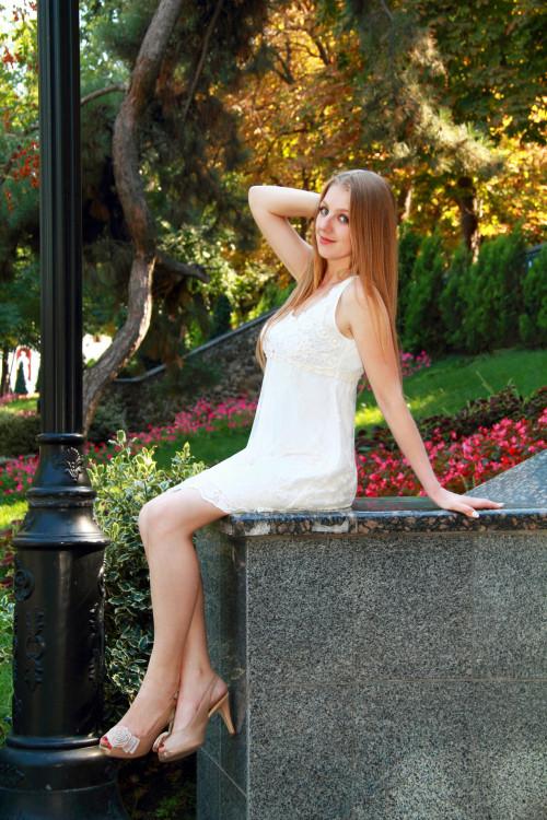 Olga dating an international student