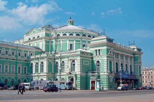 Mariinsky (ex. Kirov) Ballet and Opera Theatre, St ...