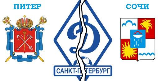Dinamo - Sochi - Relocation