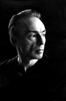 The famous choreographer, George Balanchine(Giorgi Melitonis dze Balanchivadze)