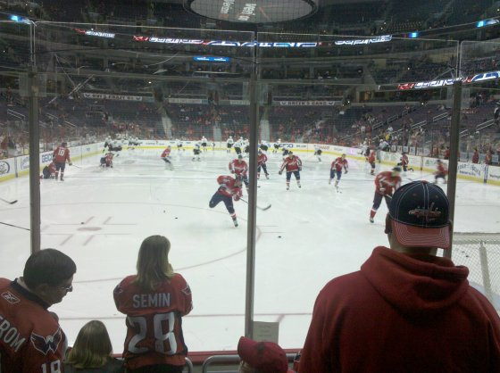 Money Seats!