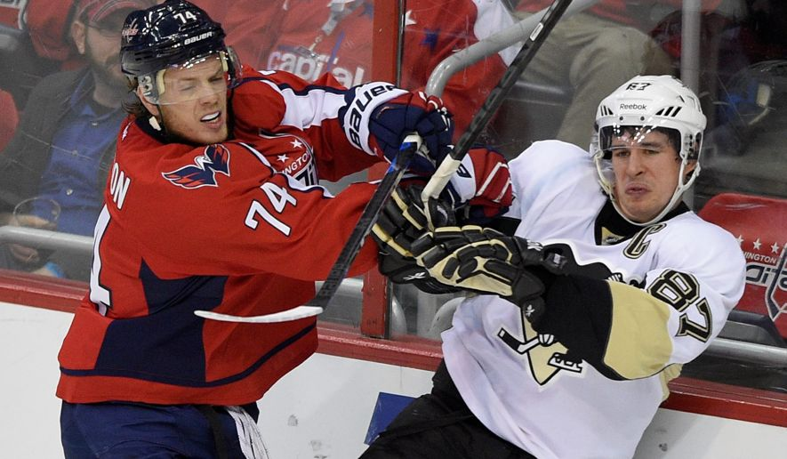 Caps-Pens pregame: Offense deficient Capitals need to take their vitamins, brother