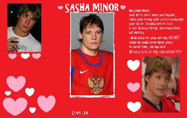Sasha Minor