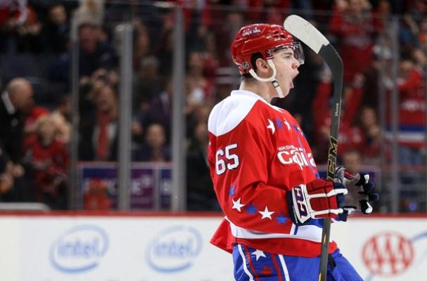 Andre+Burakovsky+Philadelphia+Flyers+v+Washington+6QrJgMxJ5S8l