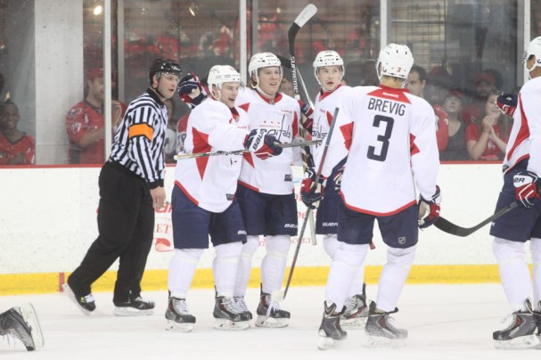 Caps Fanfest Final Scrimmage (11 of 26)