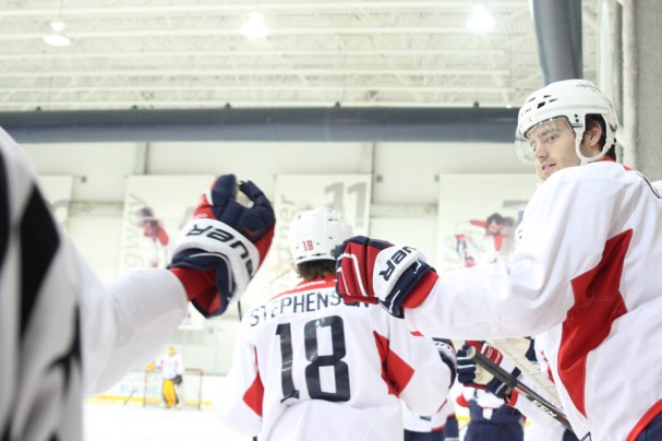 Caps Fanfest Final Scrimmage (4 of 26)