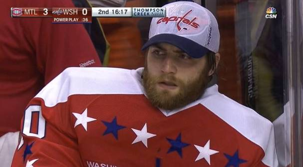 Holtby hates this shit