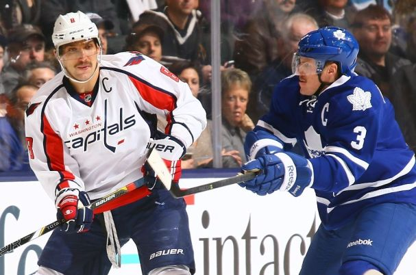 Ovi and Phaneuf - Abelimages