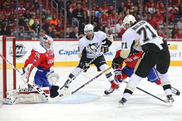 Penguins Capitals Special Teams