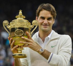 Why hasn't anyone asked Roger Federer about the