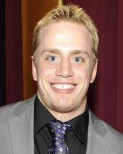 Here's Nate Schmidt's Hershey headshot, just because his smile makes me feel good