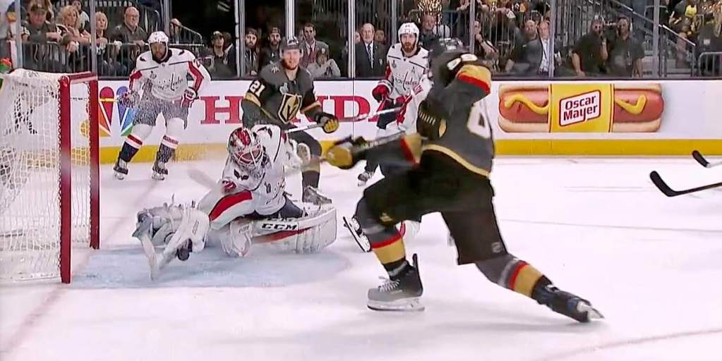 Braden Holtby's brilliant stick save on Alex Tuch gives ...