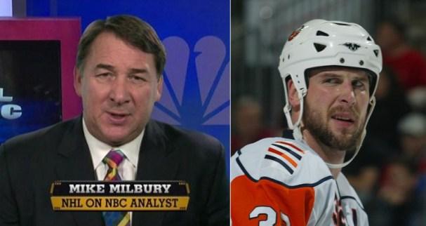 Brendan Witt hates Mike Milbury too